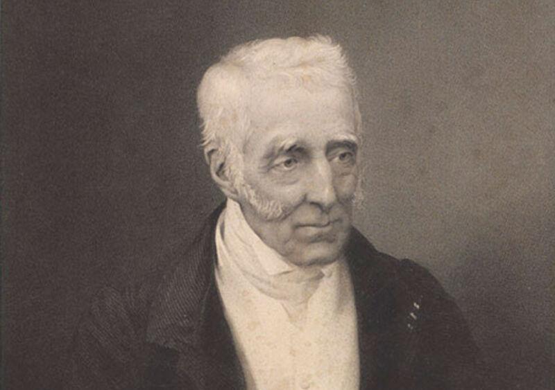 arthur wellesley, 1st duke of wellington in 1845