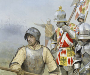 mistaken identity at the battle of barnet 1471