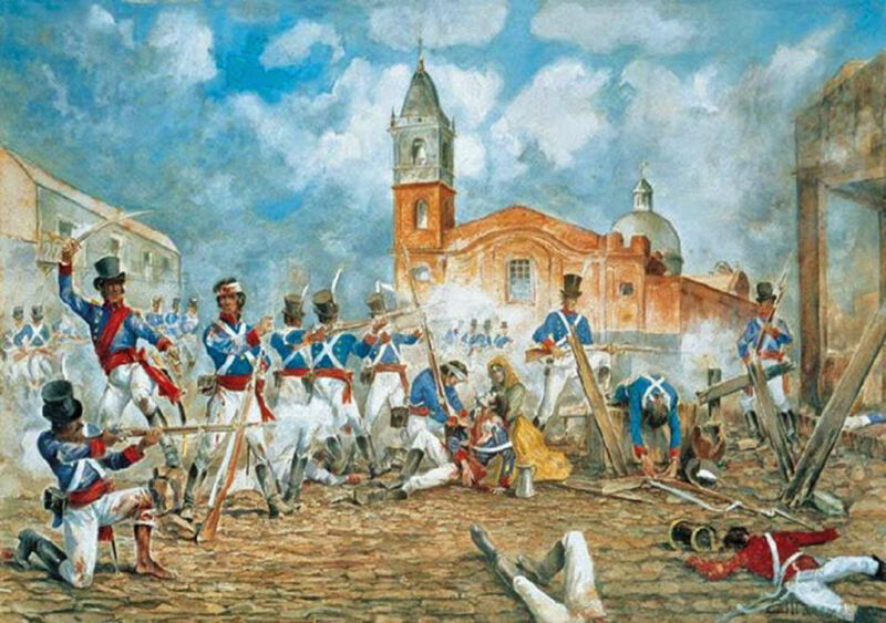 second battle of buenos aires