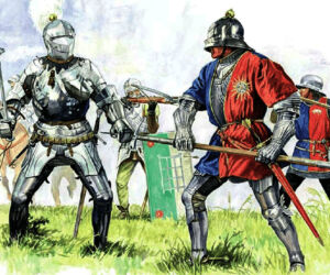 the battle of edgcote moor 1469