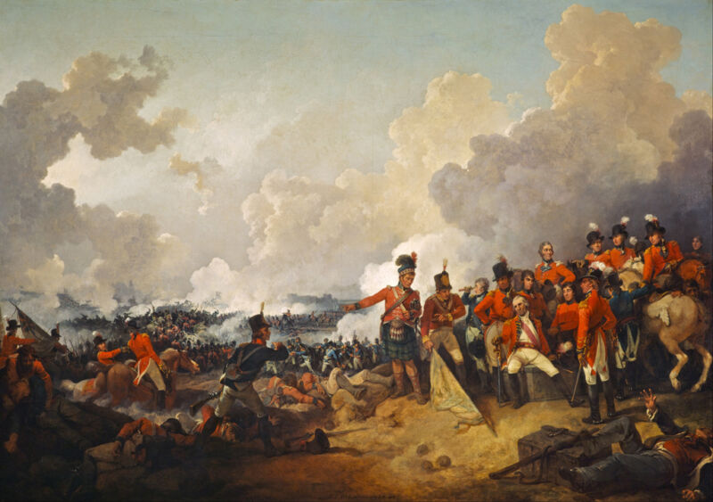 battle of alexandria 1801