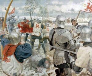 the battle of ferrybridge 1461