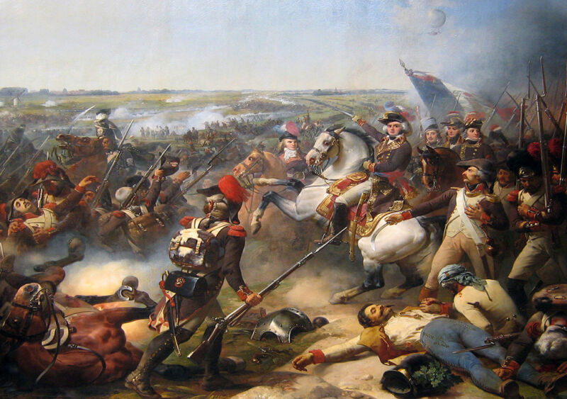 battle of fleurus 1794