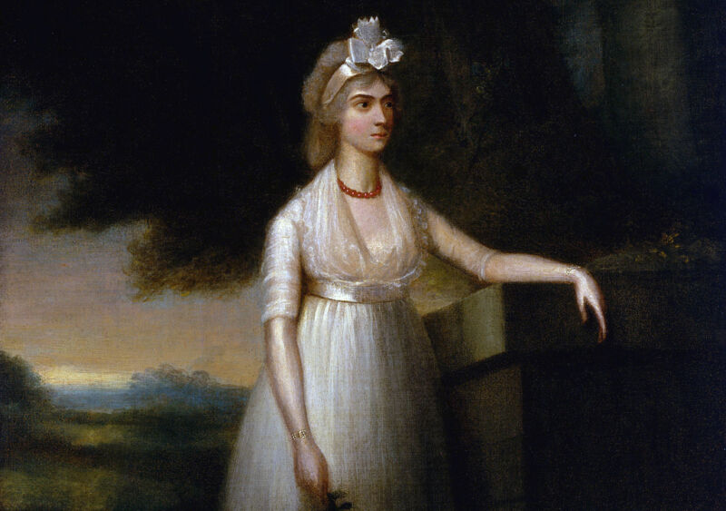 frances nelson, 1761-1831, 1st viscountess nelson, by richard cosway