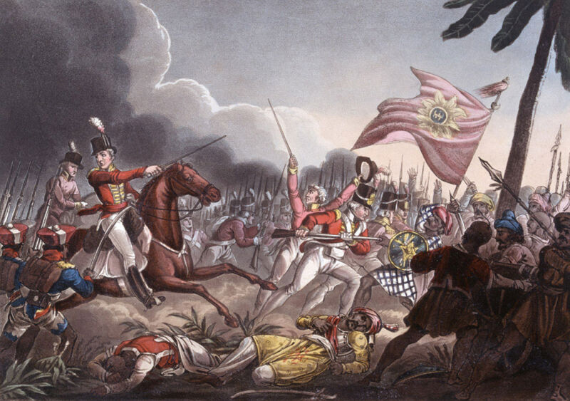 battle of assaye 1803