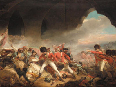 the last effort and fall of tipu sultan 1799