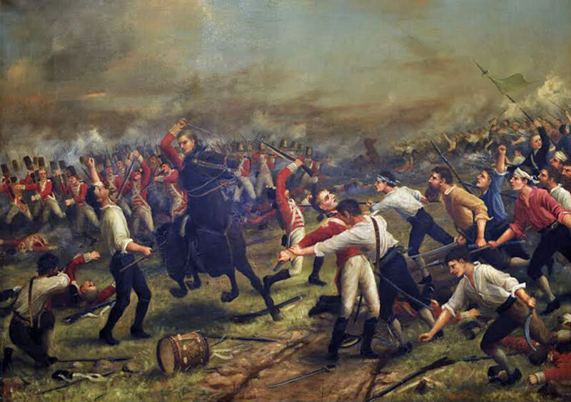 the battle of oulart hill