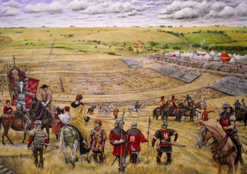 battle of northampton 1460