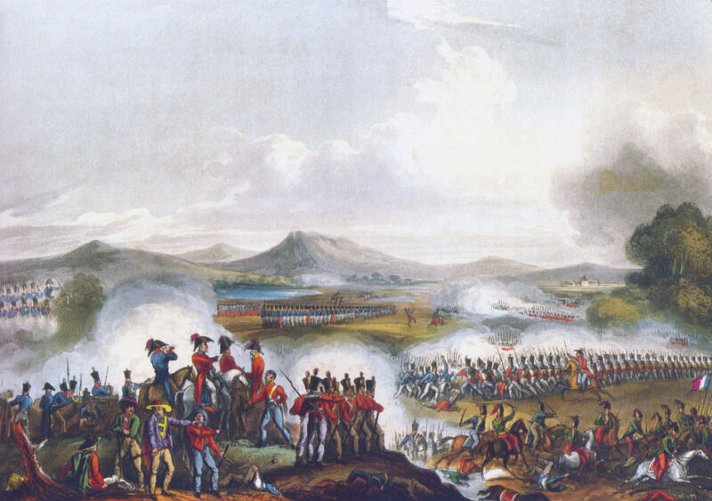 the battle of talavera de la reina, 1809