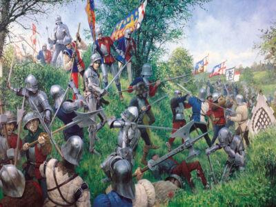 the battle of tewkesbury 1471