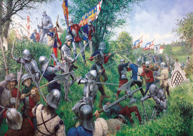 the battle of tewkesbury 1471