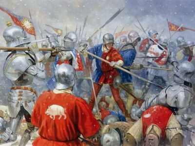 the battle of towton 1461