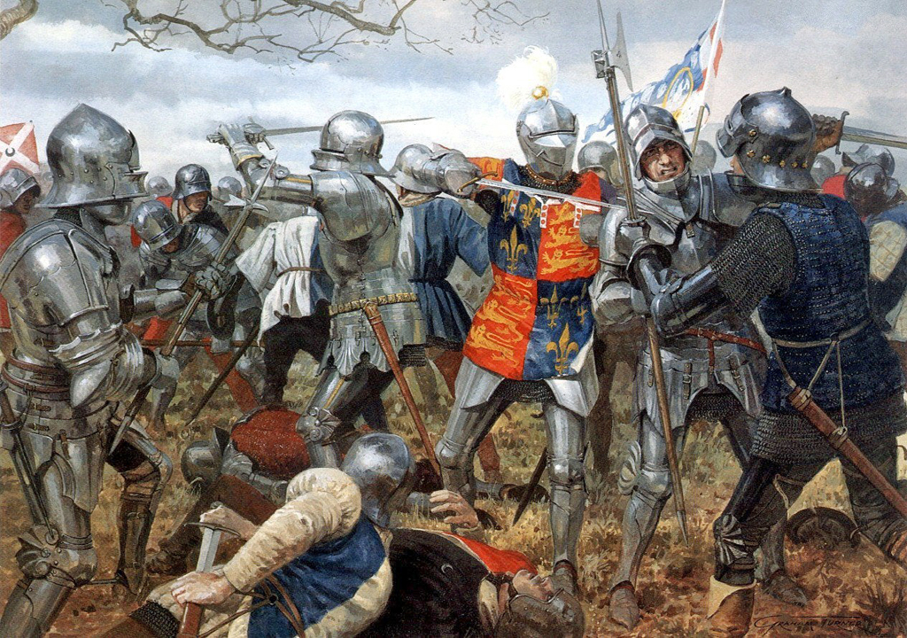 the battle of wakefield 1460
