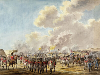 siege of vlissingen 1809