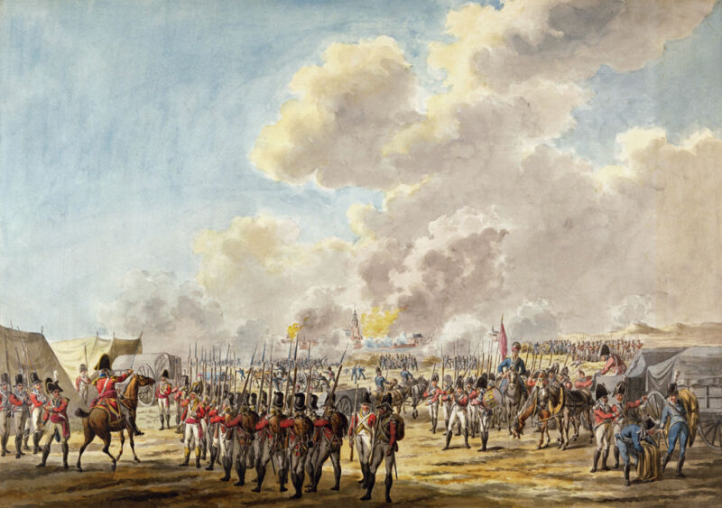 siege of vlissingen 1809