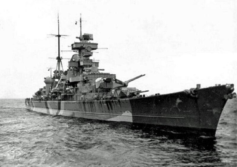 kriegsmarine heavy-cruiser prinz eugen