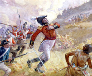 the death of sir isaac brock