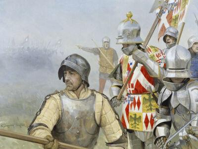 mistaken identity at the battle of barnet 1471