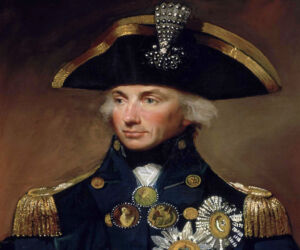 vice-admiral lord horatio nelson, by lemuel francis abbott